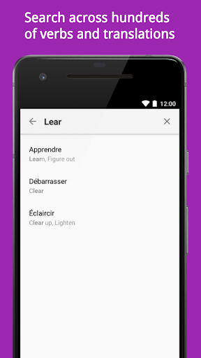 Verbmaster: French Verb Conjugator and Trainer 1.16.2 screenshots 2