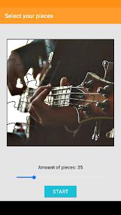 Music Jigsaw Puzzle - náhled