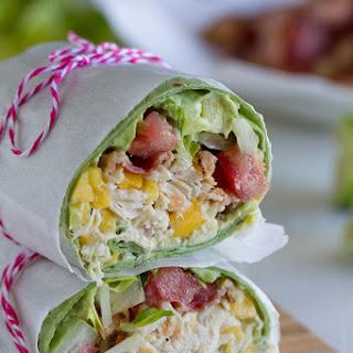 California Chicken Club Wrap