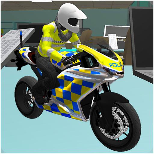 Office Bike Driving Simulator (game)