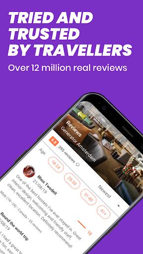 Hostelworld: Hostels & Backpacking Travel App screenshot 4
