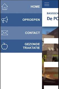 De Poseidon School App- screenshot thumbnail