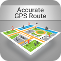 GPS Route Finder - Directions & Navigation icon