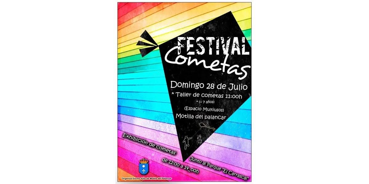 Festival de Cometas - Motilla del Palancar