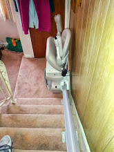 Photo: Bruno | Elite Stairlift Side