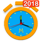 Alarm Clock & Timer & Stopwatch for FREE icon