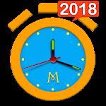 Alarm Clock & Timer & Stopwatch & World Clock Icon