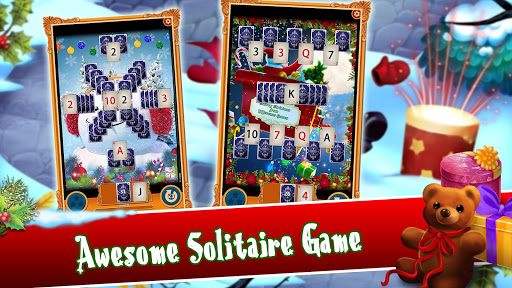 Christmas Solitaire: Santa's Winter Wonderland filehippodl screenshot 1