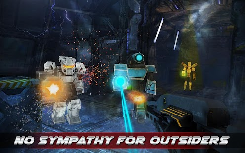 Terminate The Robots- screenshot thumbnail