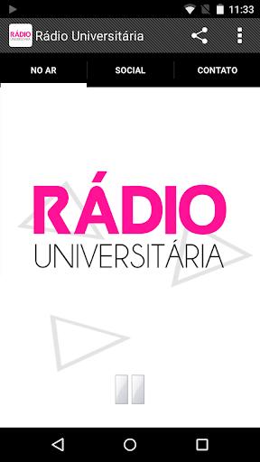 Rádio Universitária