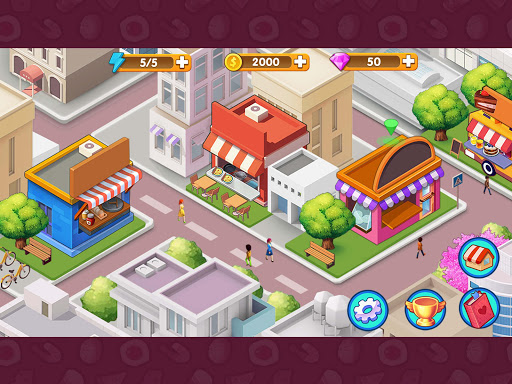 Breakfast Story: chef restaurant cooking games modavailable screenshots 12