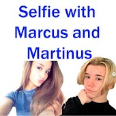 Selfie with Marcus and Martinus Icon