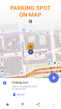 Parking Plugin — OsmAnd