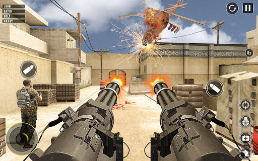 FPS Gunner Shooter: Commando Mission Game 1.0.16 screenshots 18