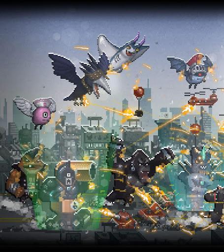 World Beast War: Destroy the World in an Idle RPG 1.054 screenshots 1