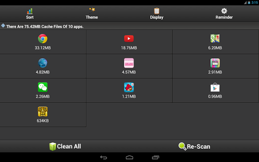 Clean Cache - Optimize Support Android 6.0 & 7.0 screenshot 6