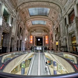 Milano Centrale by Krishna & Garuda (Adrian Radu) - Buildings & Architecture Public & Historical