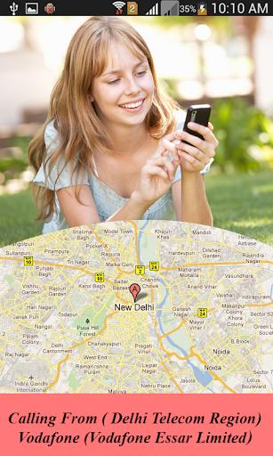 TrueTracker: Mobile Locater