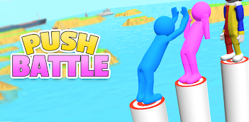How to Download and Play Push Battle ! on PC, for free!
