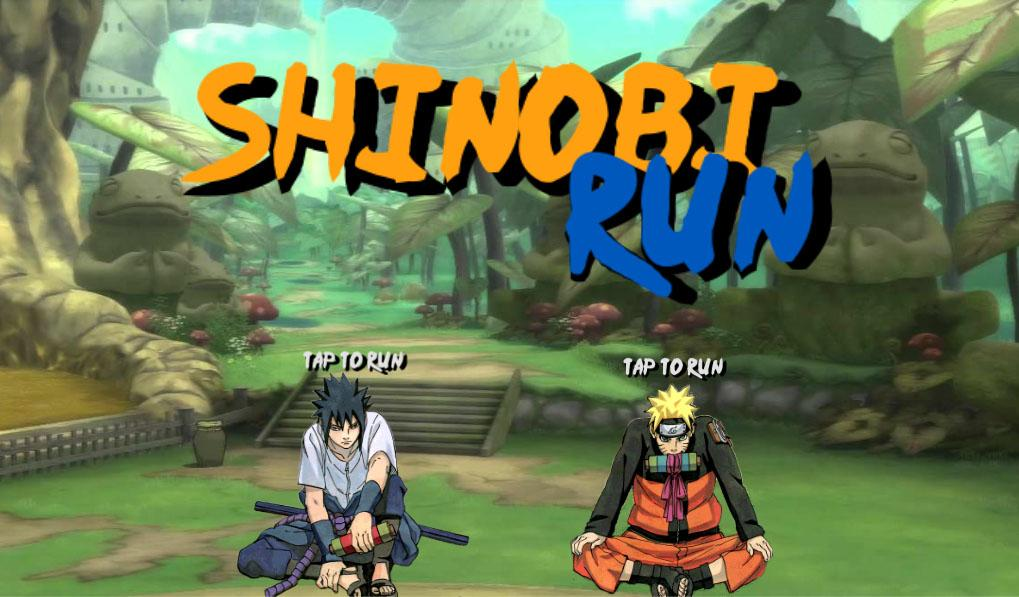 Shinobi Run- screenshot