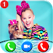 Cute Jojo Girl Call You - Video Call Simulator