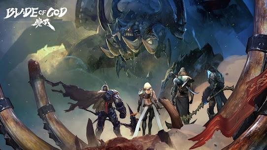 Blade of God : Vargr Souls v4.3.0 1