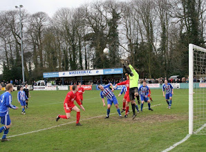 Photo: 03/04/10 v Whitehawk (FA Vase Semi-Final 2nd Leg) 2-1 contributed by Martin Wray