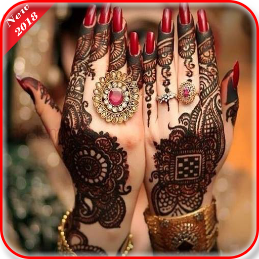 Mehndi Designs 2018 For Cute Girls (app)