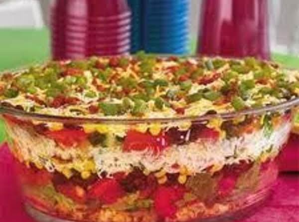 Mississippi Cornbread Salad Recipe