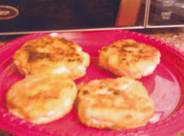 Graces Fried Bread On Top Stove Recipe