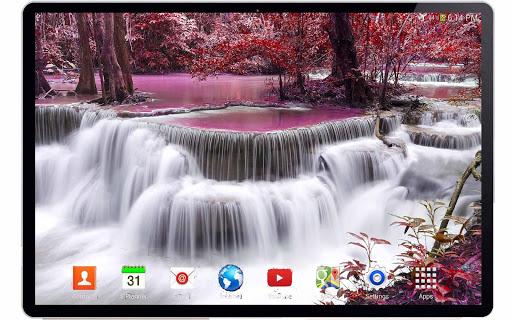 Waterfall Live Wallpaper  screenshots 9