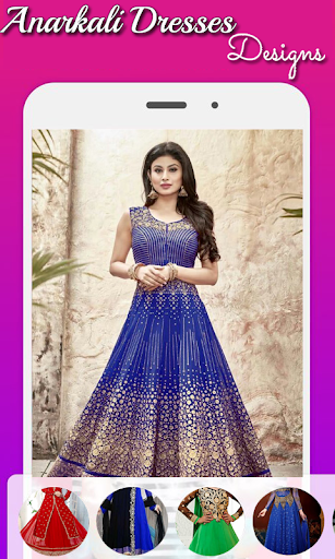 Anarkali Dress Designs 1.0.4 screenshots 1