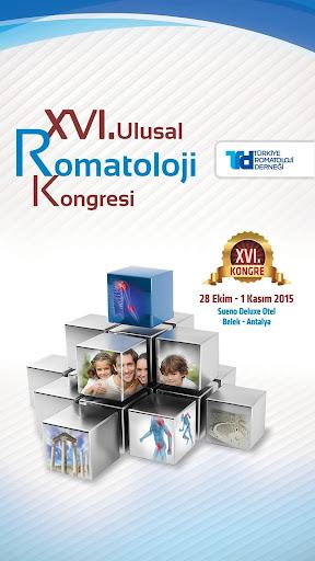 16. Ulusal Romatoloji Kongresi