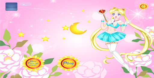 Dress up Princess Makeover