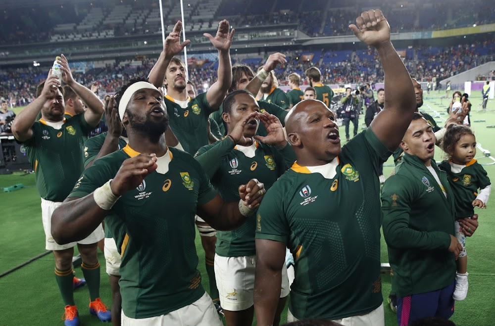 SA edge Wales 19-16 to reach World Cup final