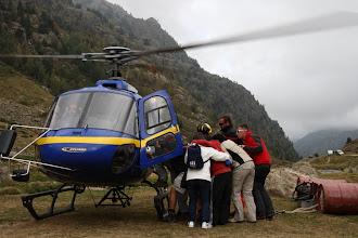 Photo: Baptêmes d'hélicoptère