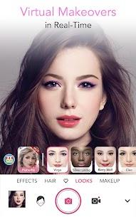 YouCam Makeup-Magic Selfie Cam & Virtual Makeovers 1