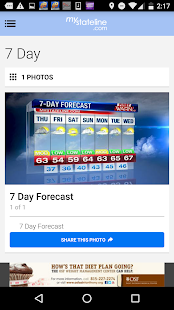 MyStateline- screenshot thumbnail