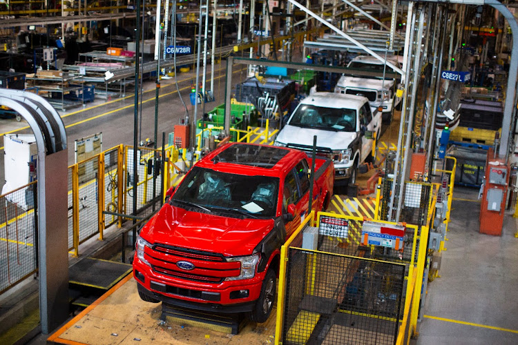 Thanks to the ongoing global chip shortage Ford has been forced at times to idle production of its top-selling F-150 full-size pickup.