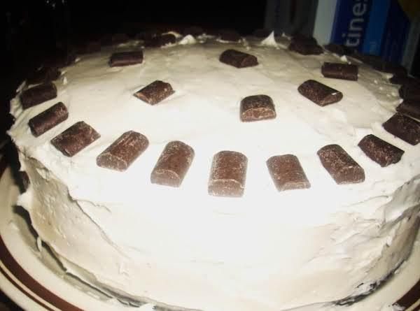 Grandmas Secret Chocolate Cake