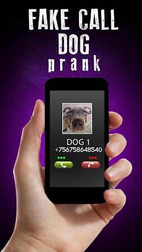 假冒电话狗恶作剧