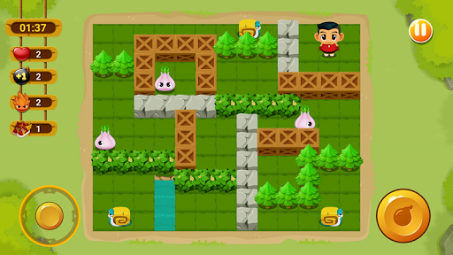Code Triche Bomber Hero APK MOD (Astuce) screenshots 1
