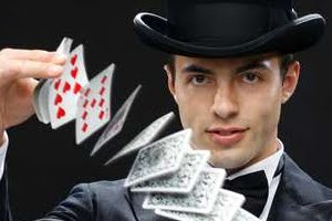 Magician For Hire In Hertfordshire | Platinum Disco