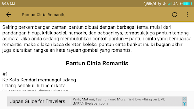 Download Pantun Go Apk Latest Version App For Android Devices