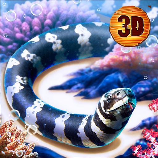 Water Snake Attack Simulator