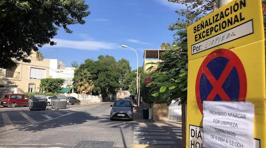 El operativo de limpieza intensiva llega hoy al barrio de Ciudad Jardín