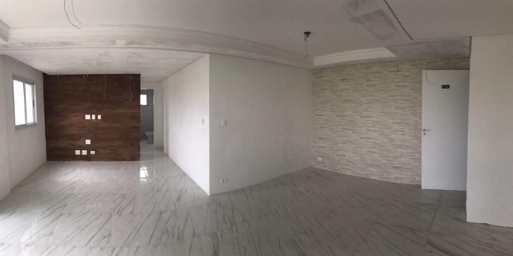 Apartamento residencial à venda, Fanny, Curitiba.