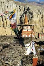 Photo: La gompa de Tsarang