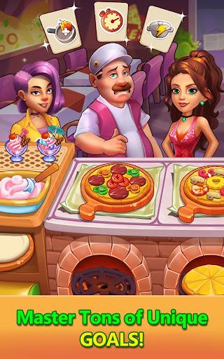 Cooking Tour: Craze Fast Restaurant Cooking Games 1.0.30 screenshots 2