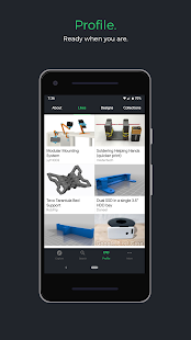App 3D Geeks 🤓: Thingiverse Browser for 3D Printing APK for Windows Phone